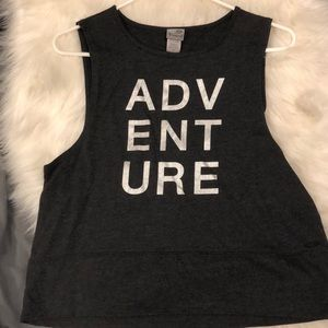 Active wear top size XS